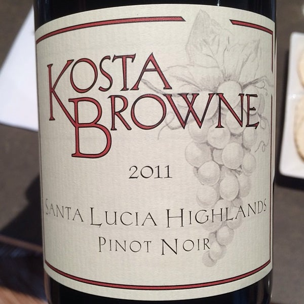 Photo taken at Kosta Browne Winery by Rosso host company on 1/29/2014
