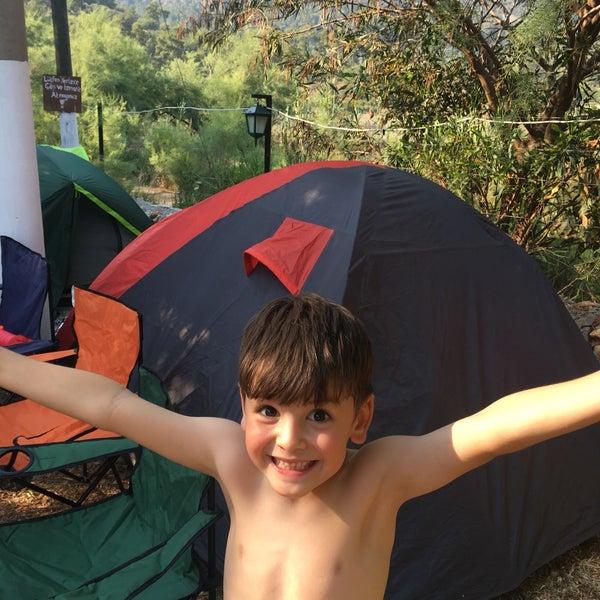 6/25/2017 tarihinde elvn B.ziyaretçi tarafından Azmakbasi Camping'de çekilen fotoğraf