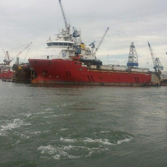 Ocean Tankers @ 37 Tuas Road - Pioneer - 1 tip from 27 visitors