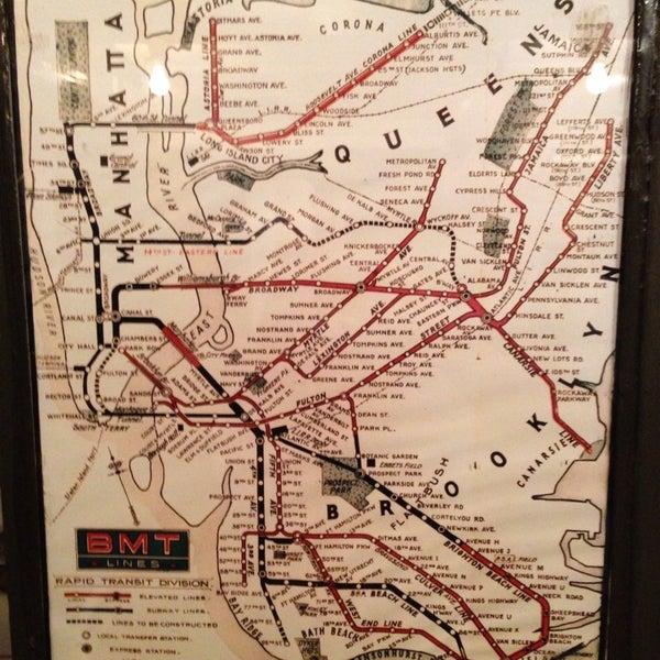 6/22/2013 tarihinde Daniel K.ziyaretçi tarafından New York Transit Museum'de çekilen fotoğraf
