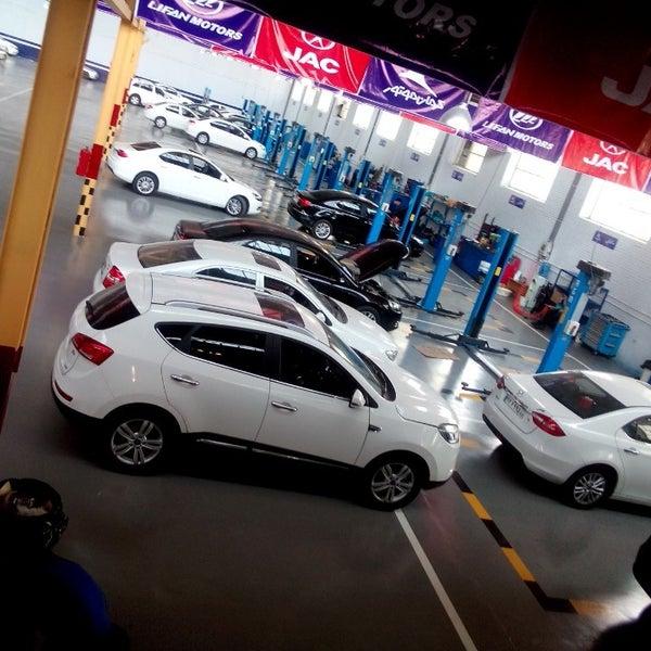 Photo taken at Kerman Motor | کرمان موتور by Mona N. on 9/6