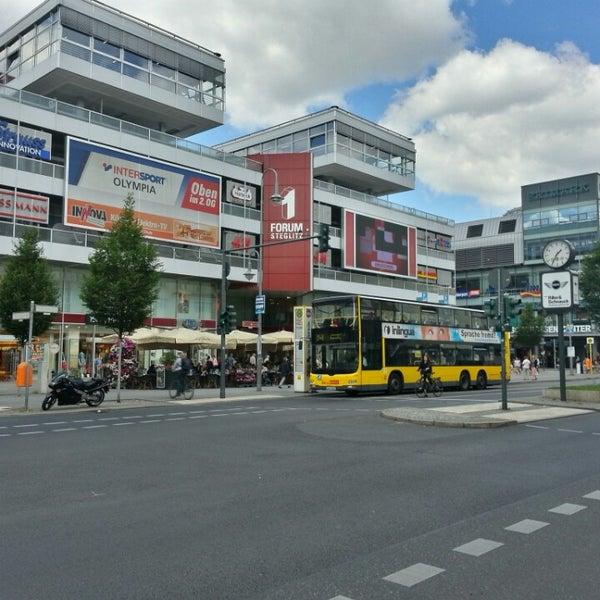 Foto tirada no(a) Forum Steglitz por L R. em 6/2/2014