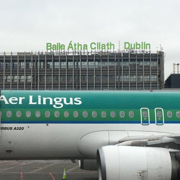 Foto tirada no(a) Aeroporto de Dublin (DUB) por Cenk ✈ .. em 12/5/2017