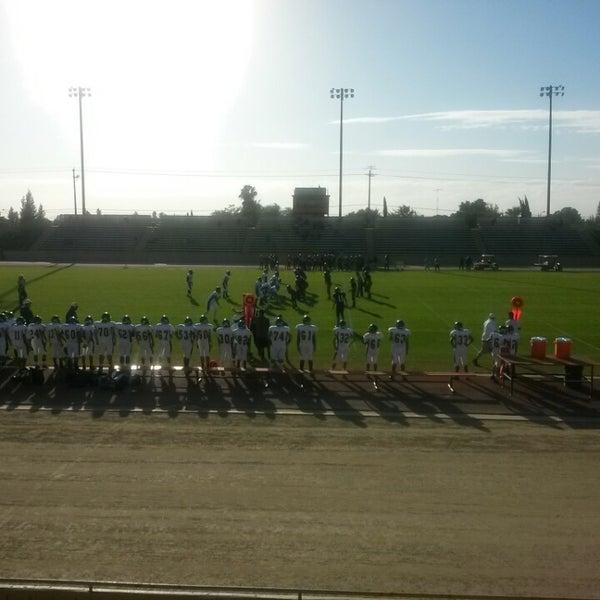 Photos At Selma High School Stadium Selma Ca