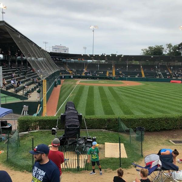 Foto di Little League World Series - Campo da baseball in