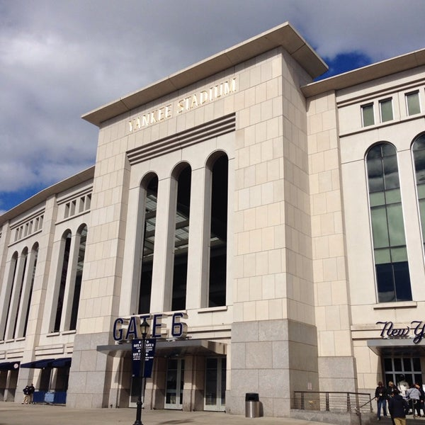 Yankee Team Store - Concourse Village - 5 tips from 1075 visitors 7a4fba85b62
