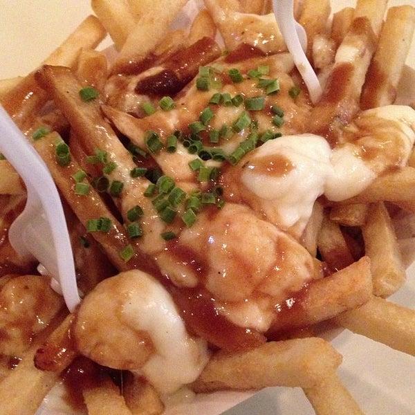 Foto tomada en New York Grilled Cheese Co. por Burger B. el 9/2/2013
