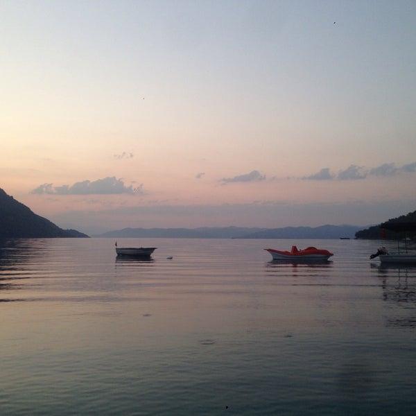 7/23/2016 tarihinde Gizem Ö.ziyaretçi tarafından Azmakbasi Camping'de çekilen fotoğraf