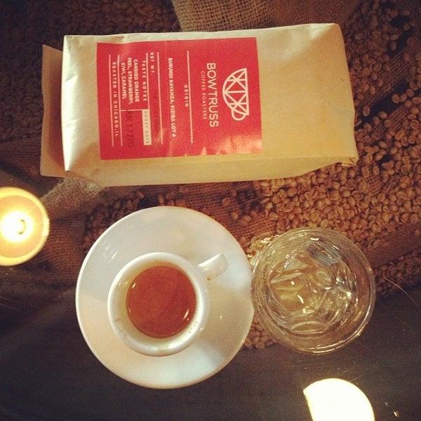 Foto tirada no(a) Bow Truss Coffee por Kyle D. em 6/18/2013