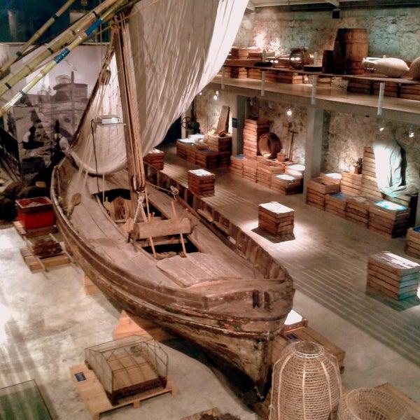 รูปภาพถ่ายที่ Museu de la Pesca โดย Museu de la Pesca เมื่อ 10/7/2013