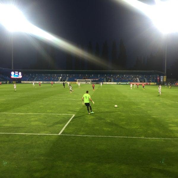 Foto tirada no(a) Štadión FK Senica por Lubos S. em 8/20/2016