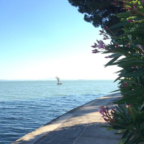 7/18/2016 tarihinde Oda J.ziyaretçi tarafından Passignano sul Trasimeno'de çekilen fotoğraf