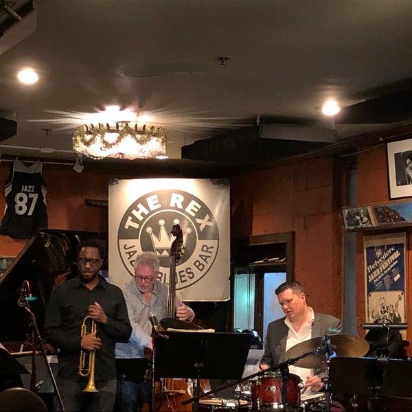 11/3/2019にLucas P.がThe Rex Hotel Jazz & Blues Barで撮った写真