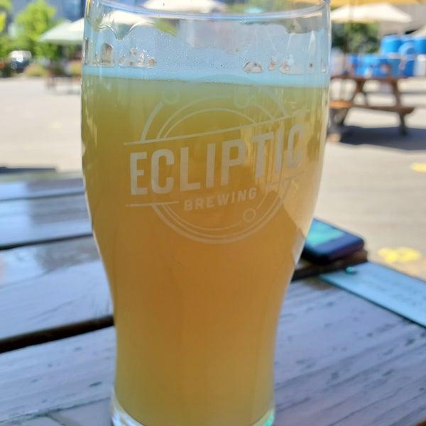 7/13/2020にRyanがEcliptic Brewingで撮った写真
