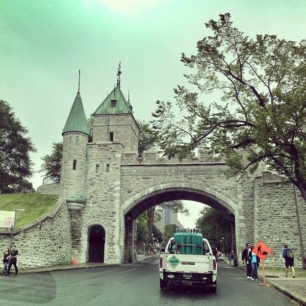 Photo prise au Citadelle de Québec par Hugo G. le8/22/2013