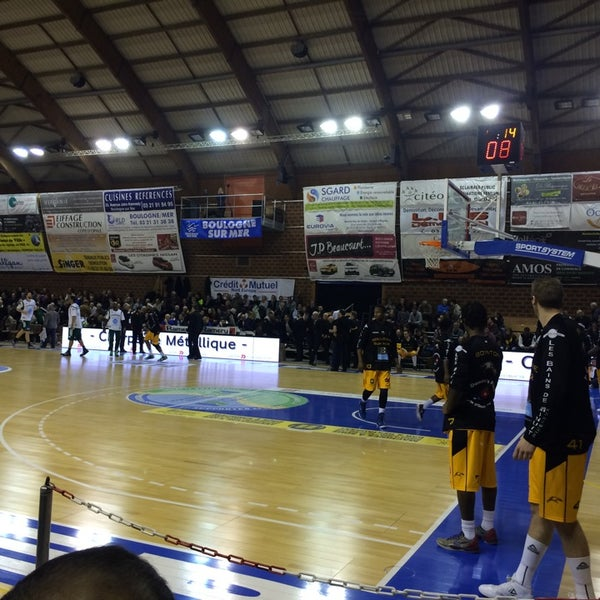 Photos At Salle Omnisport Damremont Boulogne Sur Mer Nord Pas
