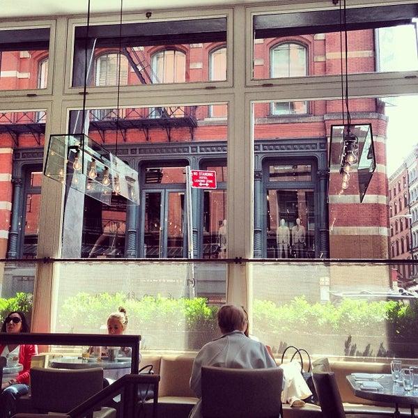 Foto tirada no(a) Mercer Kitchen por Tatiana T. em 5/16/2013