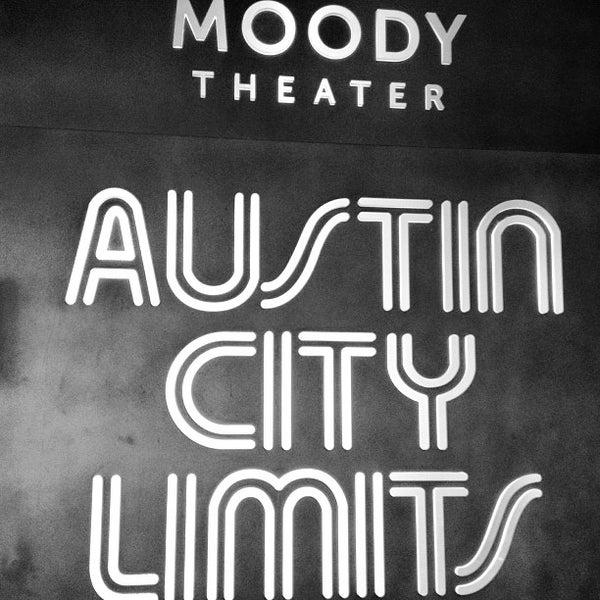 Das Foto wurde bei Austin City Limits Live von Petra W. am 7/21/2013 aufgenommen