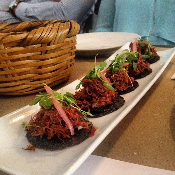 Foto diambil di Chez Chouchou oleh Gastronauta g. pada 4/21/2015