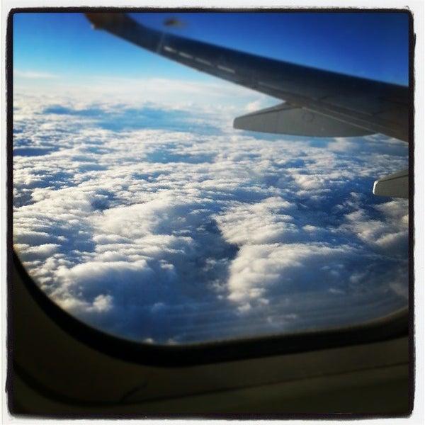 Снимок сделан в Аэропорт Стамбул им. Сабихи Гёкчен (SAW) пользователем Secil C. 11/5/2013