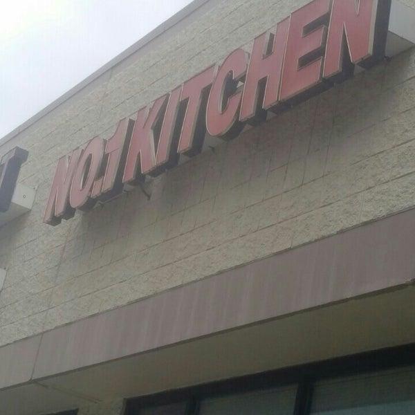 Number 1 Kitchen Chinese Restaurant