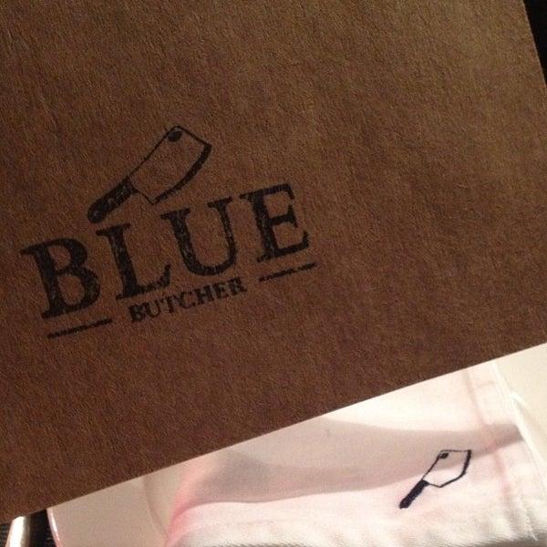 Das Foto wurde bei Blue - Butcher & Meat Specialist von @tinhead Raj T. am 11/29/2012 aufgenommen