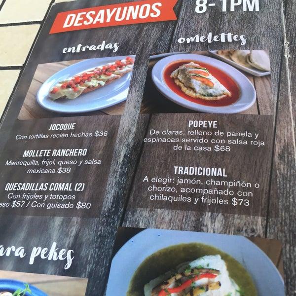 Fotos em Yaca Revolución - Restaurante Mexicano em La Loma ... a8d18177911
