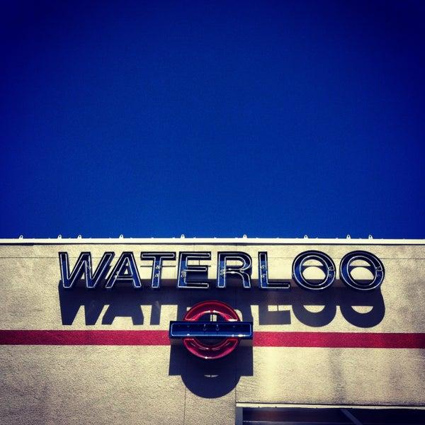 4/20/2013에 dane k.님이 Waterloo Records에서 찍은 사진