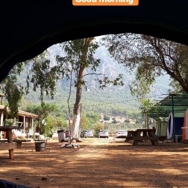 8/29/2018 tarihinde Oğuzhan Y.ziyaretçi tarafından Azmakbasi Camping'de çekilen fotoğraf
