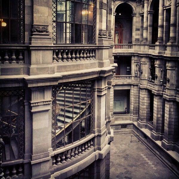 1/22/2013 tarihinde Miguel Ernesto G.ziyaretçi tarafından Museo Nacional de Arte (MUNAL)'de çekilen fotoğraf