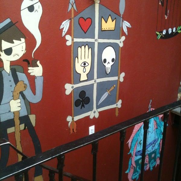 Foto tomada en Hostal Regina por Esther S. el 12/22/2012