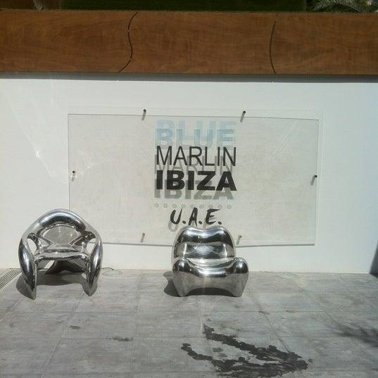Снимок сделан в Blue Marlin Ibiza пользователем Nadeem H. 9/28/2012
