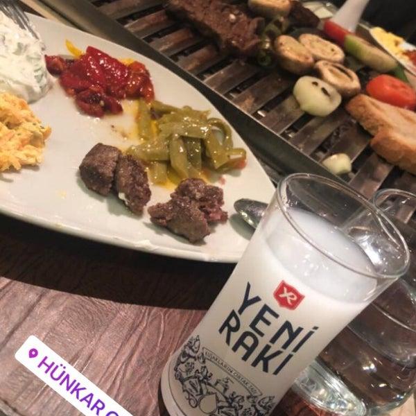 รูปภาพถ่ายที่ Yeni Hünkar Mangalbaşı โดย ümitt เมื่อ 12/30/2019