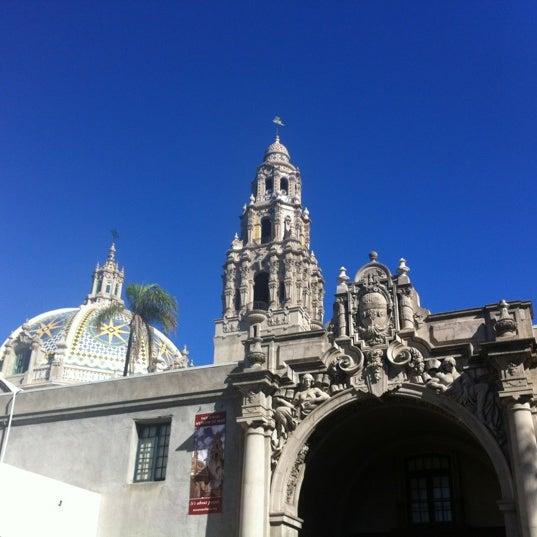 Photo prise au San Diego Museum of Man par Nick G. le11/11/2012