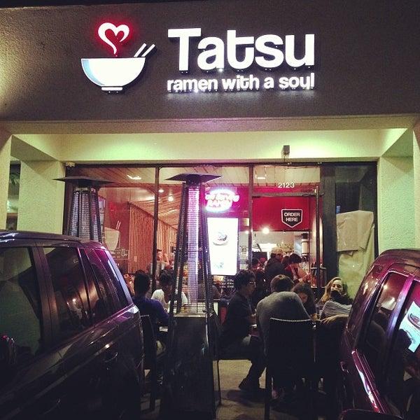 Foto tomada en Tatsu Ramen por William K. el 7/14/2013