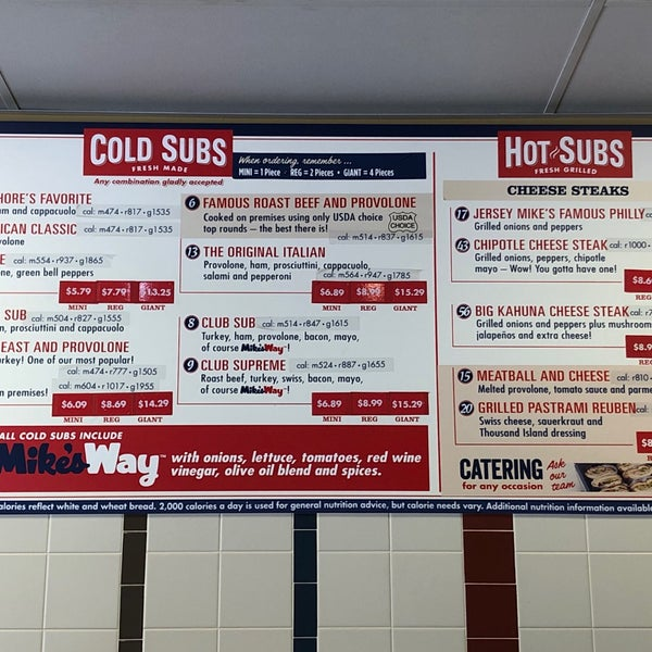 Photos At Jersey Mike S Subs 7034 Market Place Dr