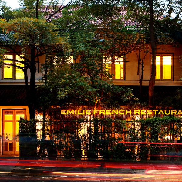 10/21/2013에 Emilie French Restaurant님이 Emilie French Restaurant에서 찍은 사진