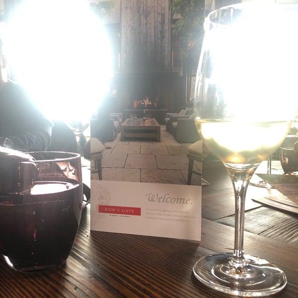 1/25/2020にIdiana M.がRam's Gate Wineryで撮った写真