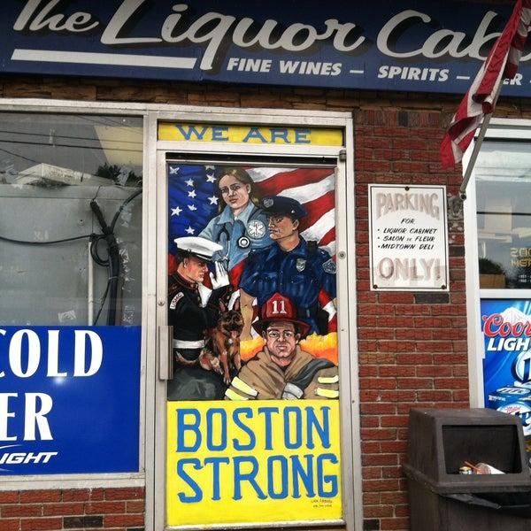 Incroyable Liquor Cabinet. Liquor Store. Burlington