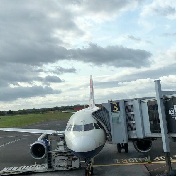 9/11/2020에 Mee 👑님이 뉴캐슬 국제공항 (NCL)에서 찍은 사진
