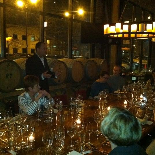 11/3/2012 tarihinde Amyziyaretçi tarafından City Winery'de çekilen fotoğraf