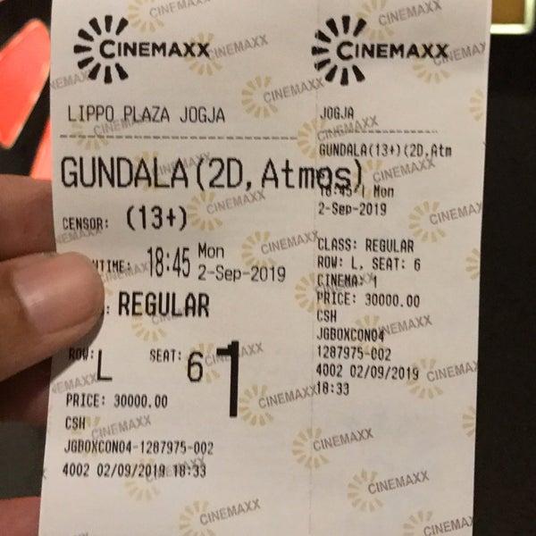 Cinemaxx Multiplex In Yogyakarta