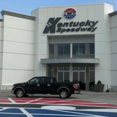 6/16/2012にDENNIS J.がKentucky Speedwayで撮った写真