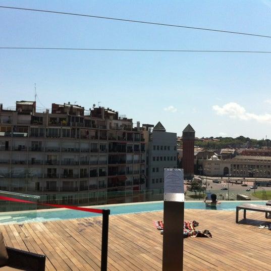 8/14/2012에 Jordi S.님이 Piscina B-Hotel에서 찍은 사진