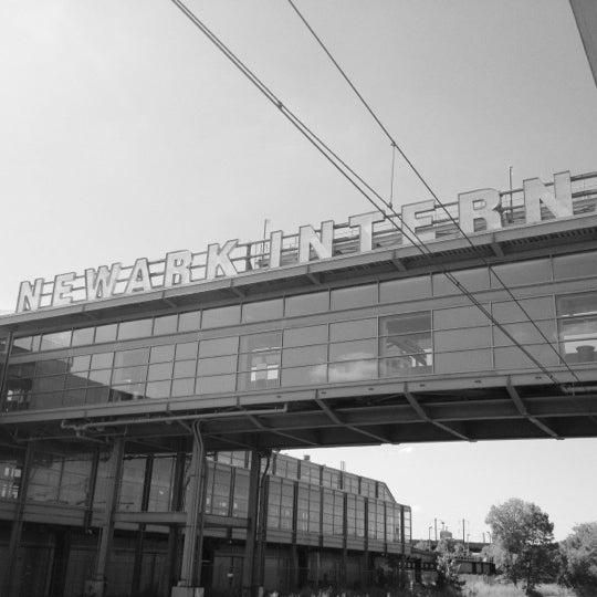 Newark Liberty Airport Station (Amtrak/NJT) - Newark Airport and