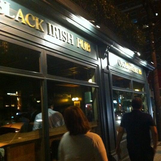 Foto diambil di All Black Irish Pub oleh Gustavo W. pada 8/29/2012
