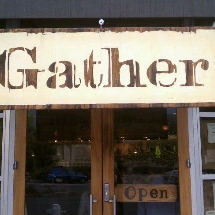 Photo prise au Gather par Brian M. le6/30/2012