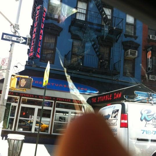 Das Foto wurde bei The Stumble Inn von Jessica B. am 3/27/2012 aufgenommen