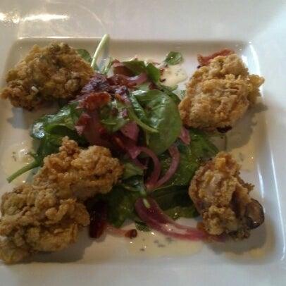 Oyster Rockefeller Salad