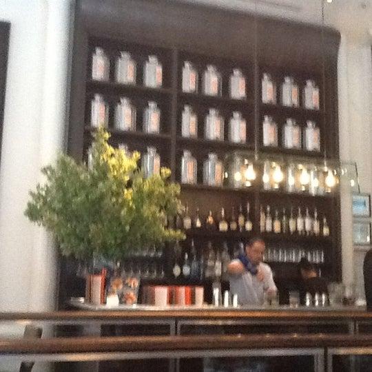 Foto tirada no(a) Mercer Kitchen por Foodie O. em 8/19/2012